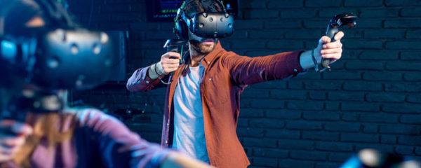 Réalité Virtuelle en équipe à Paris