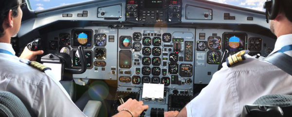 Formation pilotage avion