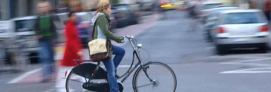 Vélo, vélo électrique, vélo cargo, mobilité douce